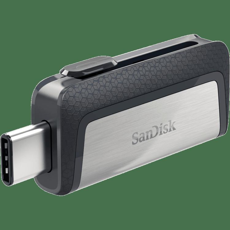 MEMORIA SANDISK USB DUAL TIPO C 16GB 3.1