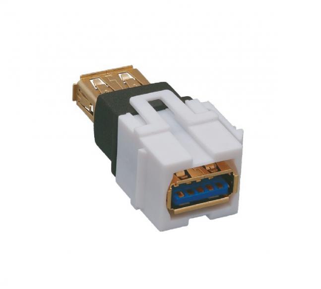 CONECTOR  USB 3.0 TIPO A. COD:16291. SOLIDVIEW MI-559