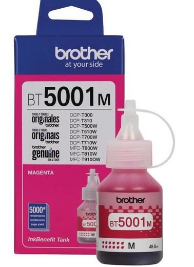 TINTA BROTHER BT5001M ORIGINAL COD:40073