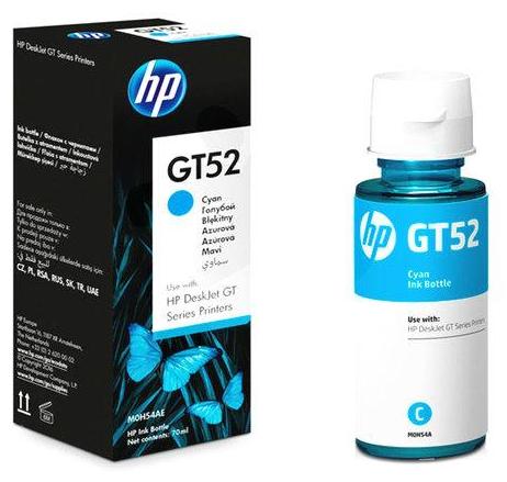 TINTA HP CIAN GT52 ORIGINAL COD:40303